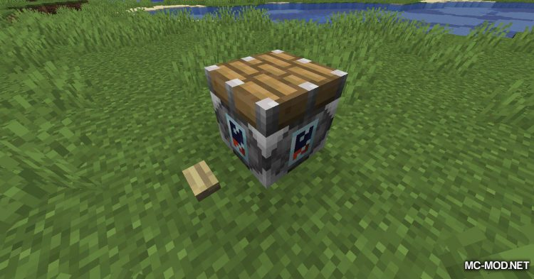 Launchers mod for Minecraft (2)