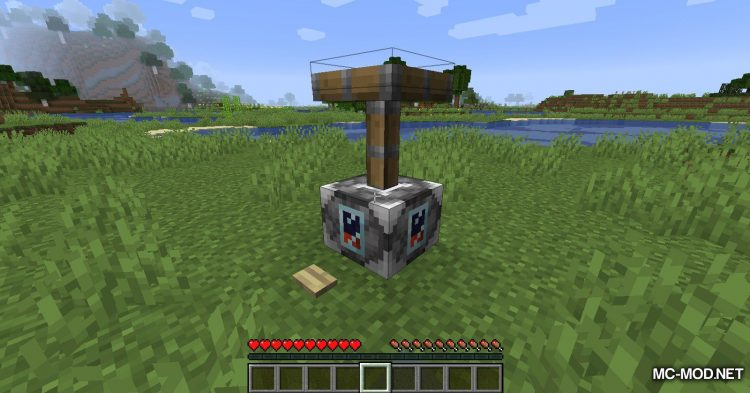 Launchers mod for Minecraft (3)