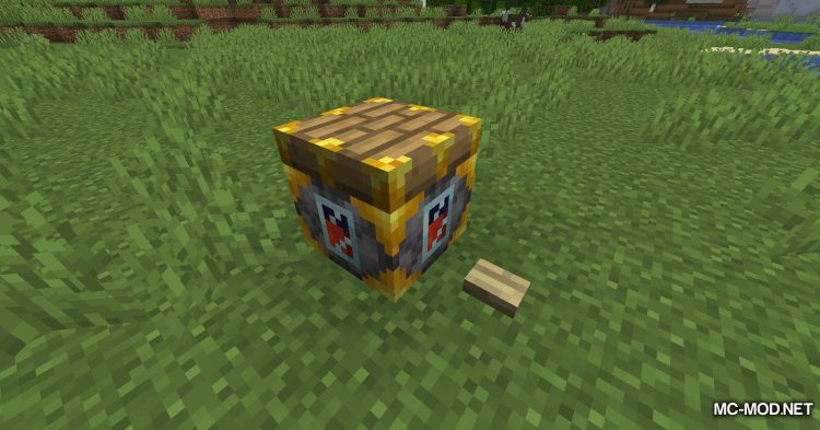 Launchers mod for Minecraft (6)
