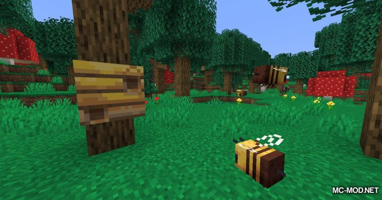 Magical Forest mod for Minecraft (12)