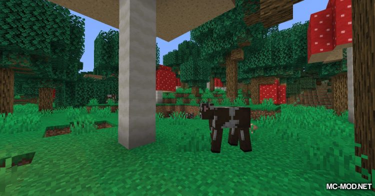 Magical Forest mod for Minecraft (3)