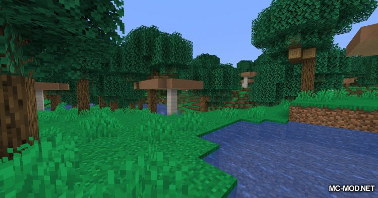 Magical Forest mod for Minecraft (4)