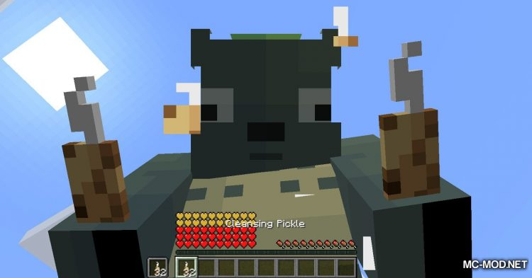 Overpowered Pickles mod for Minecraft (10)