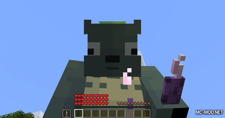 Overpowered Pickles mod for Minecraft (3)