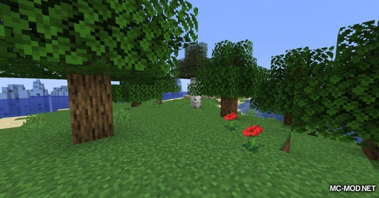 Peaceful Mob Drops mod for Minecraft (2)