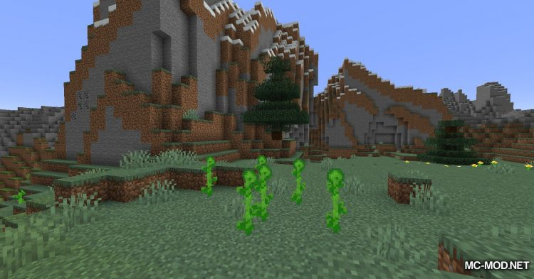 Peaceful Mob Drops mod for Minecraft (4)