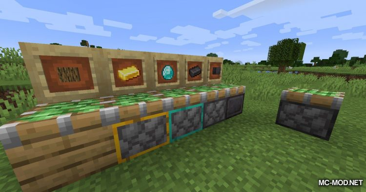 Pulaskis and Shaxes mod for Minecraft (12)