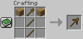 Pulaskis and Shaxes mod for Minecraft (14)