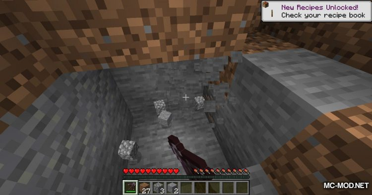 Pulaskis and Shaxes mod for Minecraft (7)
