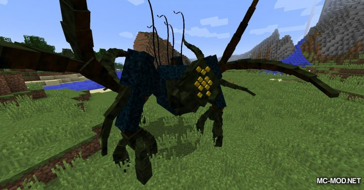 Scape and Run Parasites mod for Minecraft (10)