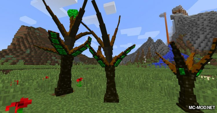 Scape and Run Parasites mod for Minecraft (12)