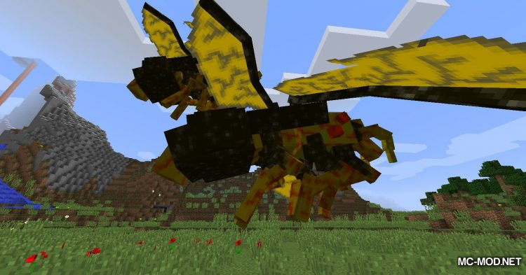 Scape and Run Parasites mod for Minecraft (15)