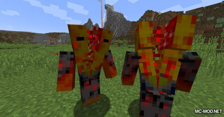 Scape and Run Parasites mod for Minecraft (6)