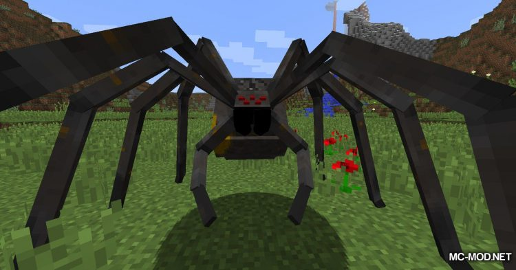 Scape and Run Parasites mod for Minecraft (7)