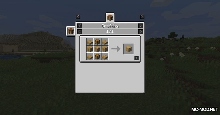 Simple Drawers mod for Minecraft (14)