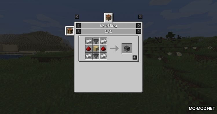 Simple Drawers mod for Minecraft (15)