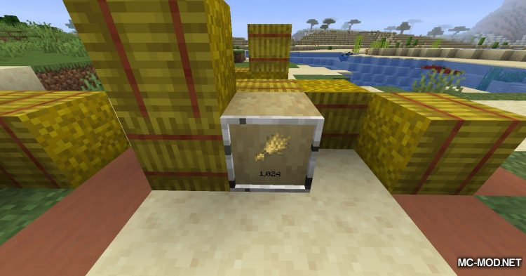 Simple Drawers mod for Minecraft (4)