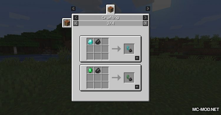 Unlit Torches mod for Minecraft (13)