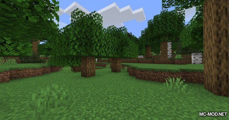 Unlit Torches mod for Minecraft (2)