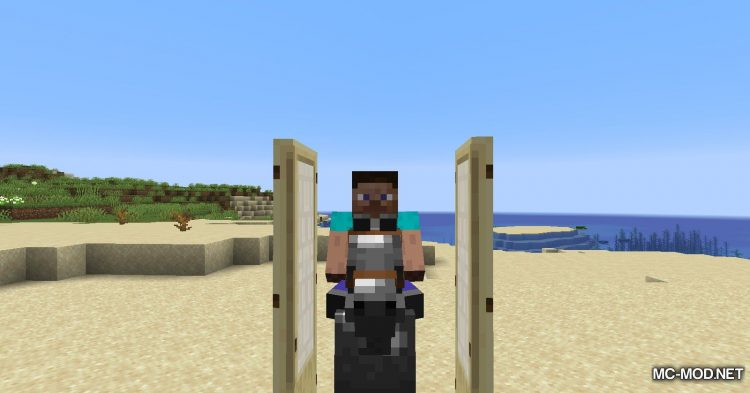Dramatic Doors mod for Minecraft (12)