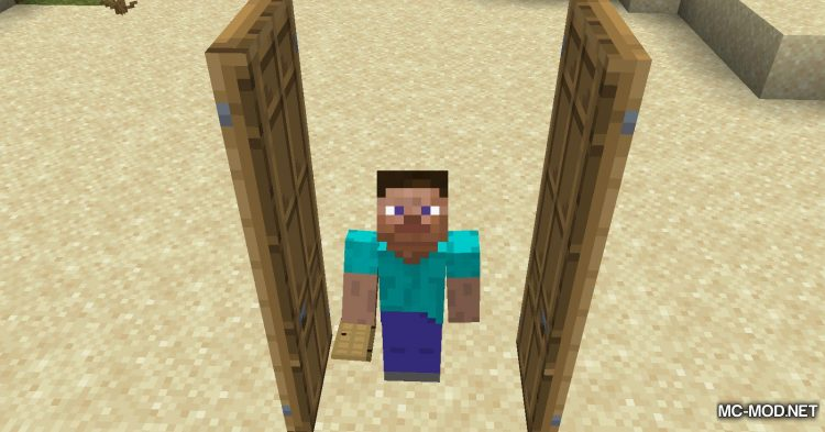 Dramatic Doors mod for Minecraft (8)