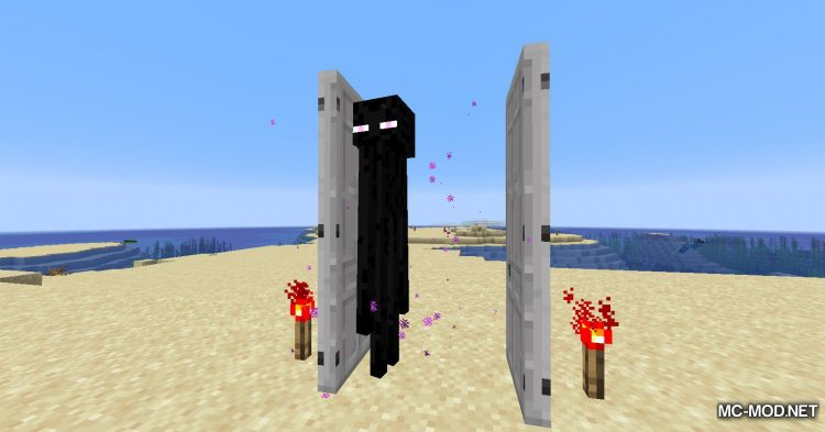 Dramatic Doors mod for Minecraft (9)
