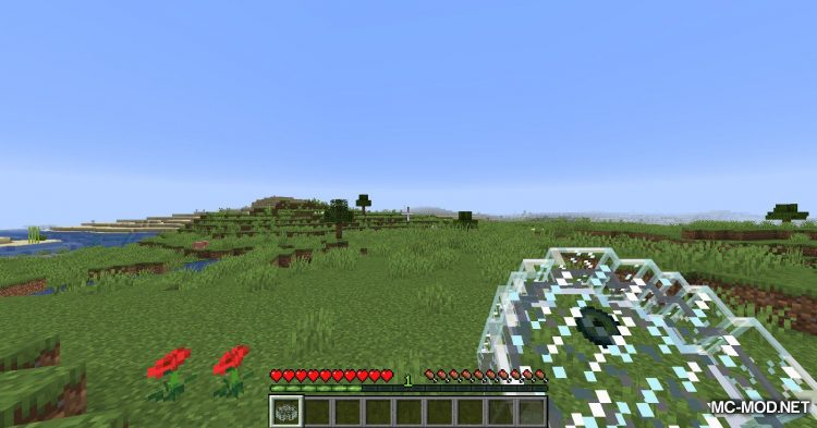 Ender Compass mod for Minecraft (10)