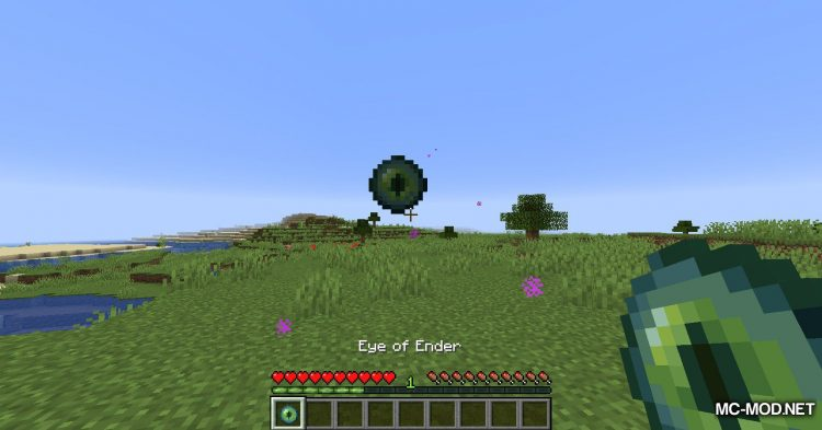 Ender Compass mod for Minecraft (7)
