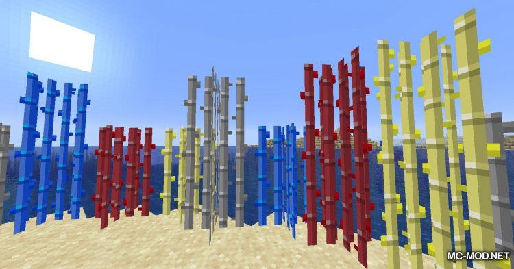 Extra Reeds mod for Minecraft (12)