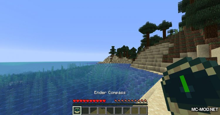 Just Another Compass Mod mod for Minecraft (4)