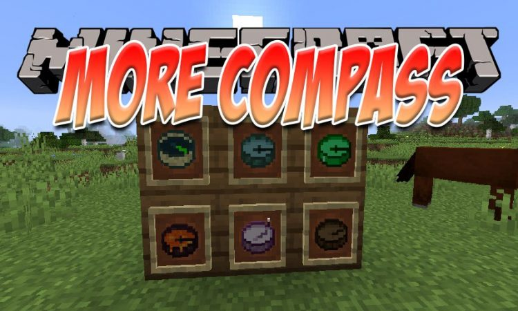 Just Another Compass Mod mod for Minecraft logo