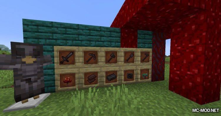 Nether+ mod for Minecraft (12)