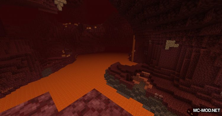 Nether+ mod for Minecraft (2)