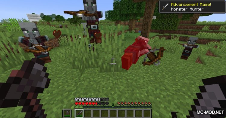 Nether+ mod for Minecraft (8)