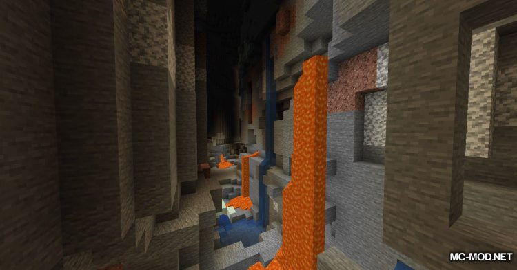 Not Enough Rocks mod for Minecraft (2)