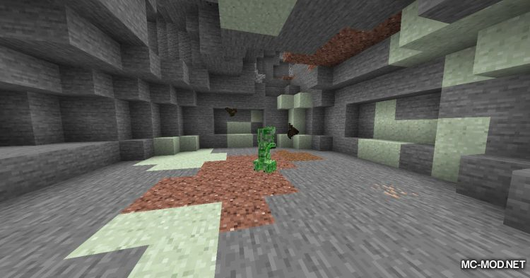 Not Enough Rocks mod for Minecraft (4)