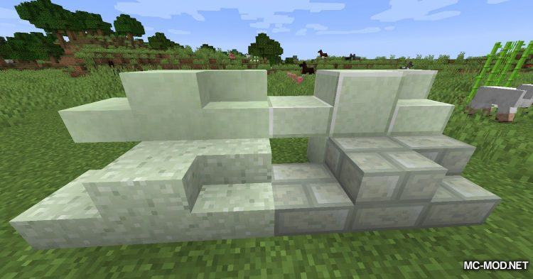 Not Enough Rocks mod for Minecraft (6)