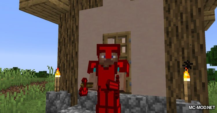Redstone Tools mod for Minecraft (6)