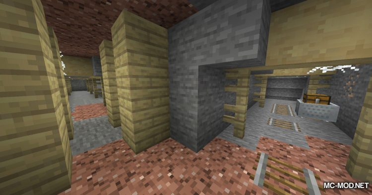 Repurposed Structures mod for Minecraft (14)