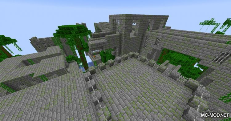 Repurposed Structures mod for Minecraft (15)