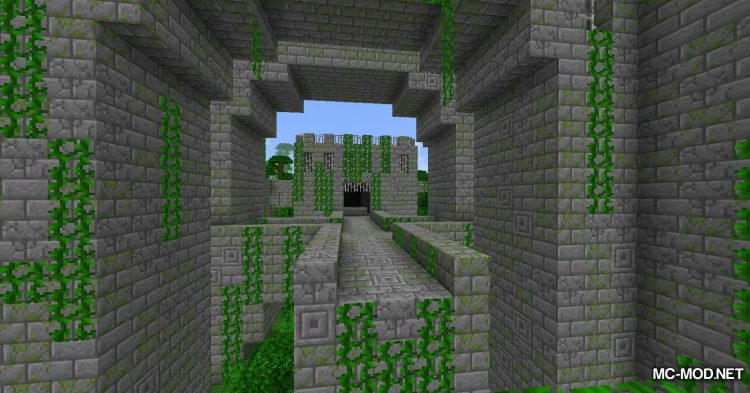 Repurposed Structures mod for Minecraft (16)