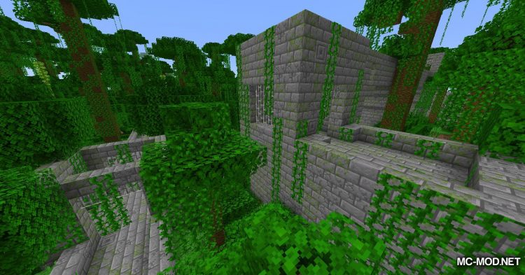 Repurposed Structures mod for Minecraft (3)