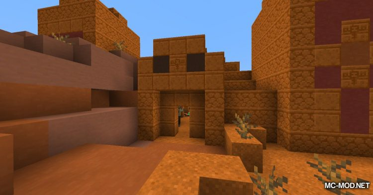 Repurposed Structures mod for Minecraft (8)