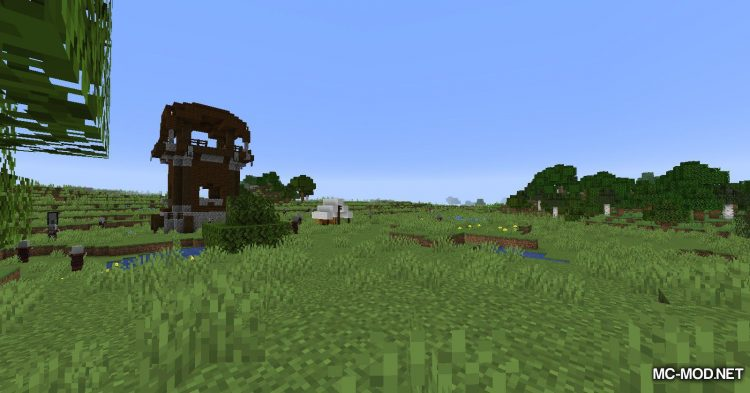 Rings of Ascension mod for Minecraft (2)