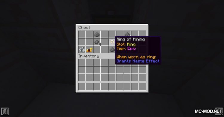 Rings of Ascension mod for Minecraft (6)