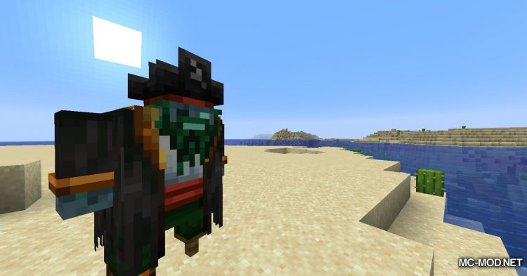Rotten Creatures mod for Minecraft (10)
