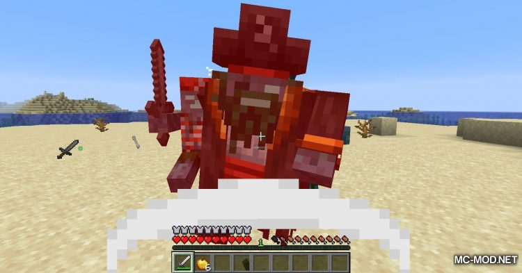 Rotten Creatures mod for Minecraft (13)
