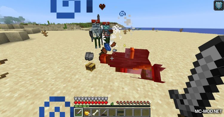 Rotten Creatures mod for Minecraft (14)