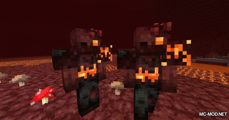 Rotten Creatures mod for Minecraft (5)
