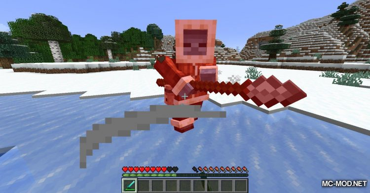 Rotten Creatures mod for Minecraft (7)
